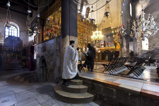 Iglesia de la Natividad.