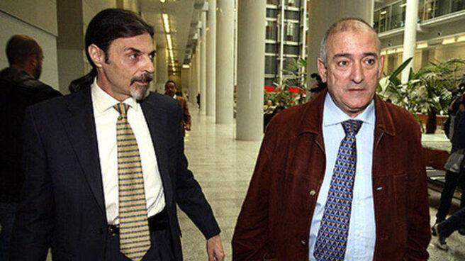 Juan Ignacio Blanco y Fernando García, en 'El caso Alcàsser'