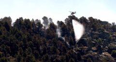 Un total de 8.302 incendios arrasa cerca de 57.700 hectáreas en lo que va de año