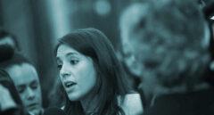 Irene Montero, en el Congreso de los Diputados