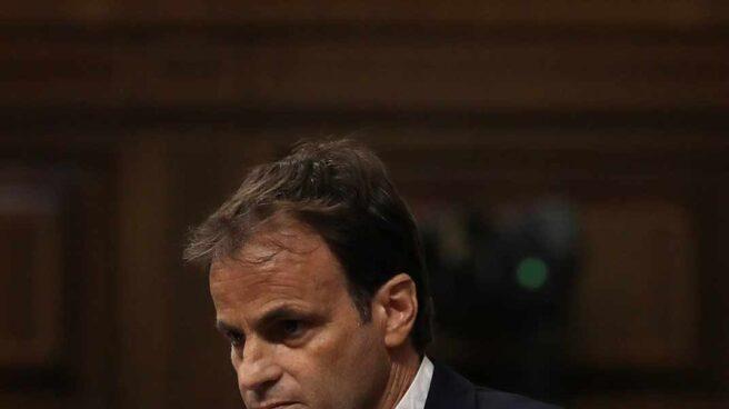 Jaume Asens, en el Congreso de los Diputados.