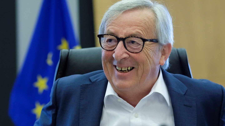 Jean Claude Juncker, presidente saliente de la Comisión Europea.