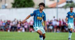 El jugador del Atlético de Madrid Joao Felix.