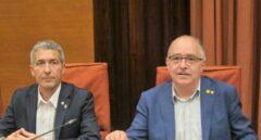 El consejero de Educación de la Generalitat, Josep Bargalló.