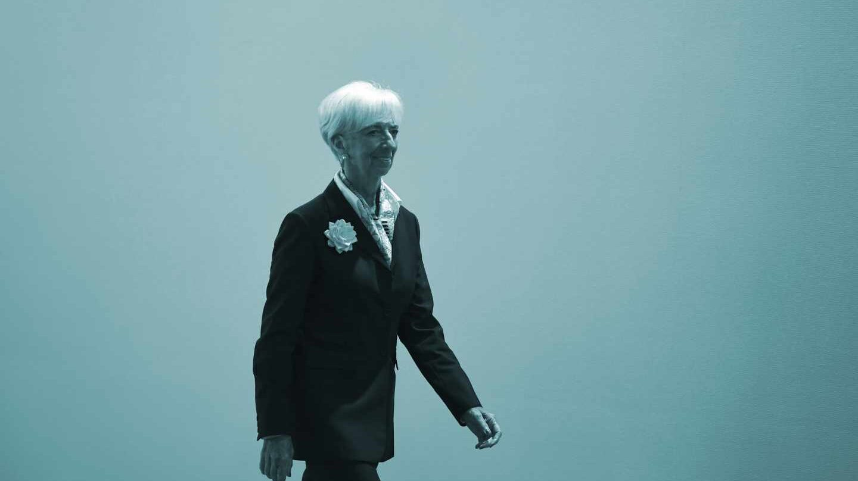 La directora gerente del FMI y futura presidenta del BCE, Christine Lagarde.