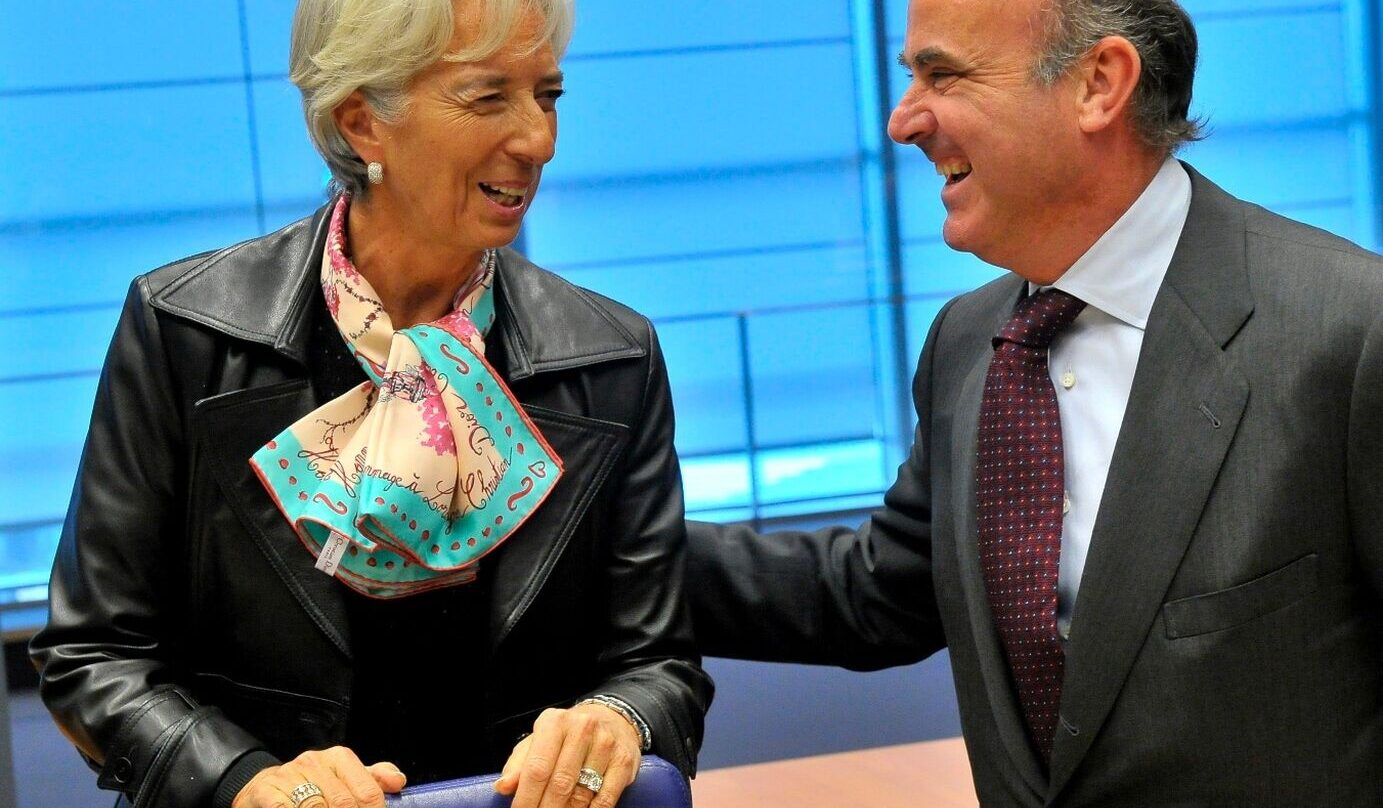 Lagarde y Guindos: los desafíos del BCE más político de la historia.