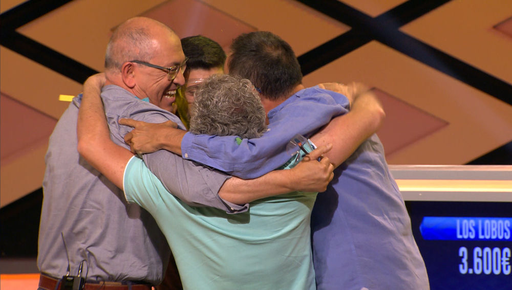 Los Lobos ganan el bote de '¡Boom!' este lunes