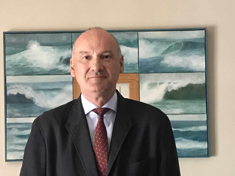 El abogado Alfonso Martínez del Hoyo.