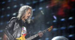 Metallica en Madrid.