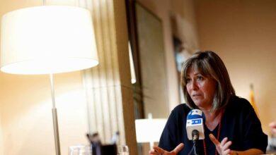 La presidenta del PSC Núria Marín, investigada en una trama de malversación