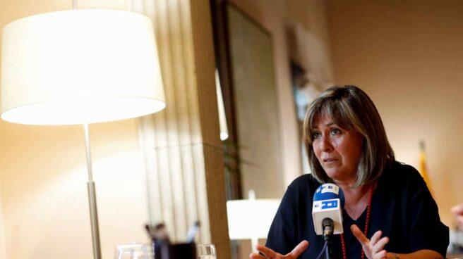 Nùria Marin, presidenta de la Diputación de Barcelona.