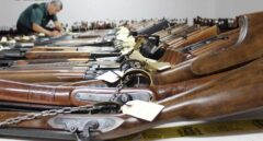 España destruye cuatro veces más armas que hace sólo una década