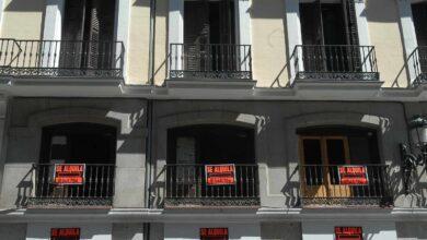 Madrid registra una caída del precio del alquiler del 9,5 %, la segunda mayor del país