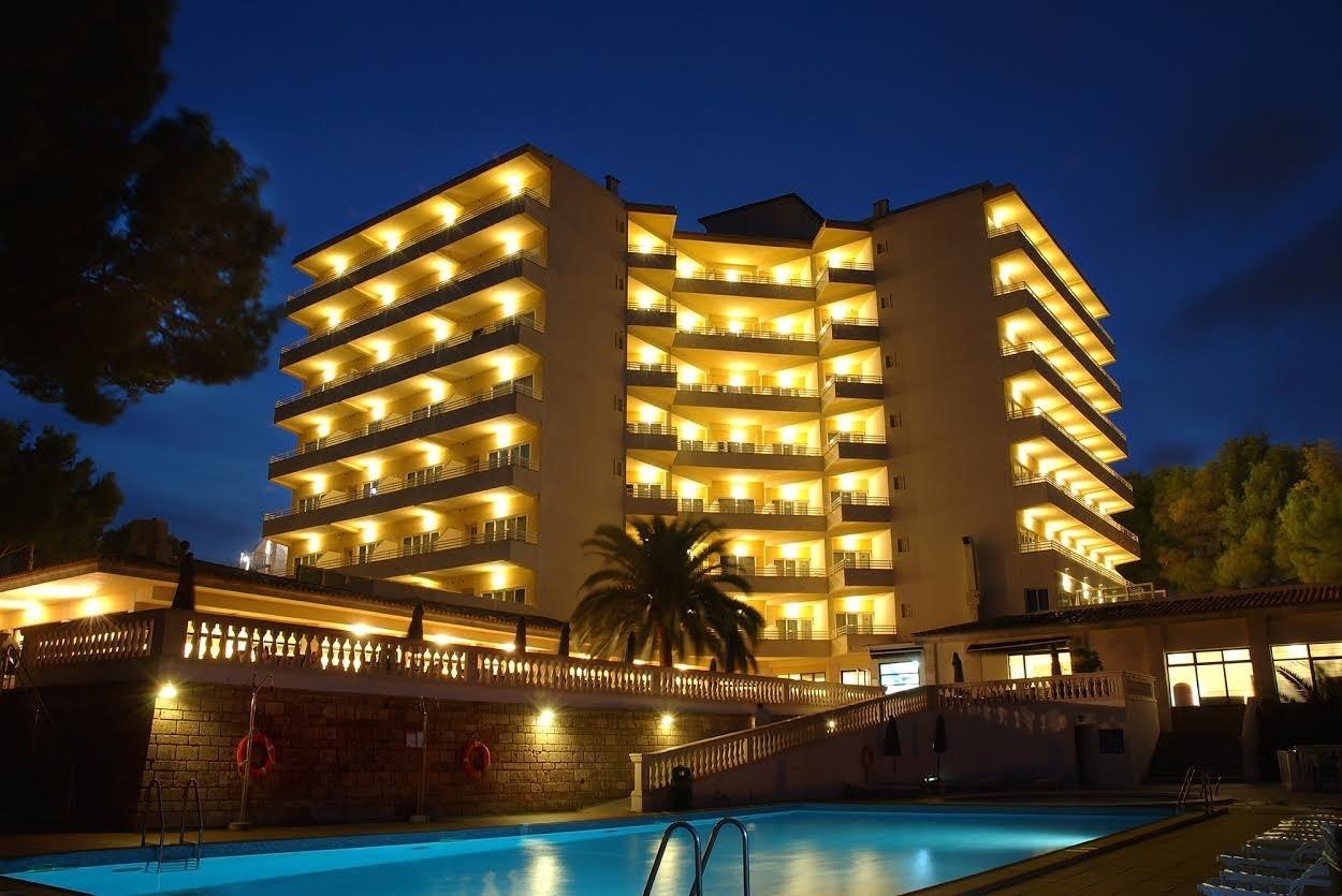 Hotel Pax Barracuda en Magaluf, en Mallorca.