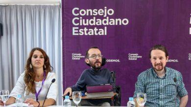 Echenique dinamita Podemos en Aragón y La Rioja para allanar el acuerdo con el PSOE