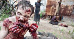 Zombie de 'The Walking Dead'