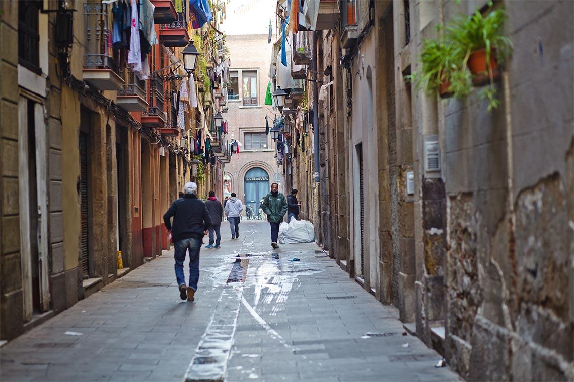 Barrio del Raval