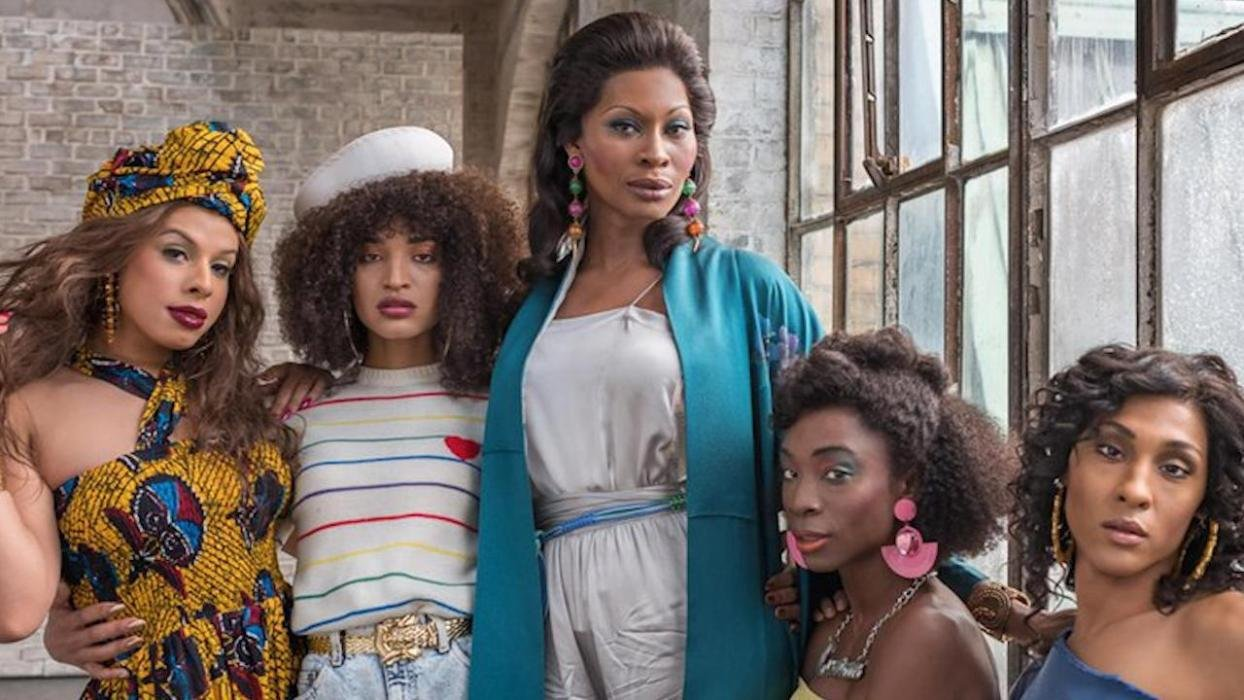 Actrices de 'Pose'