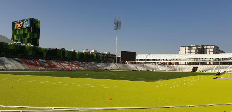 El nuevo estadio de Vallehermoso | RFEA