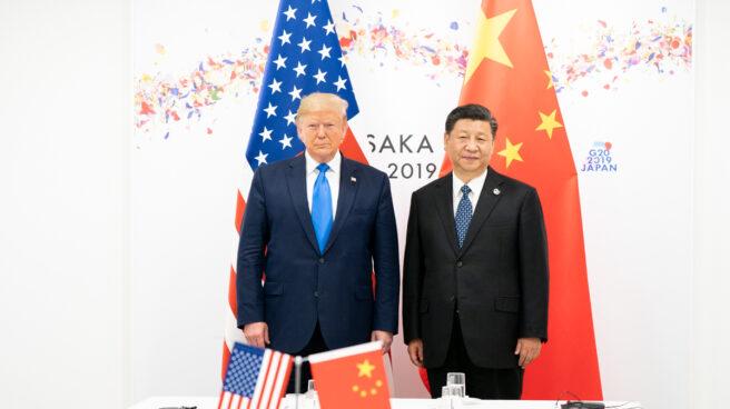 El pulso de Estados Unidos y China por el liderazgo mundial.