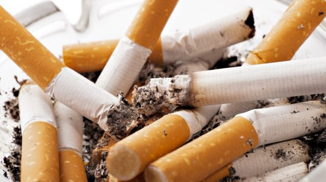 Imagen de archivo de cigarrillos