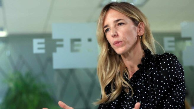 La portavoz del PP, Cayetana Álvarez de Toledo.