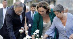 Barcelona homenajea a las víctimas del 17-A