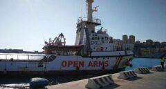 Un juez italiano ordena liberar el 'Open Arms'