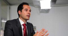 El vicepresidente y portavoz del Gobierno de la Comunidad de Madrid, Ignacio Aguado.