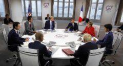 El ministro de Exteriores de Irán aterriza por sorpresa en la cumbre del G7