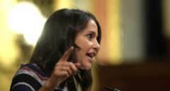 El debut de Arrimadas en el Congreso en cinco frases