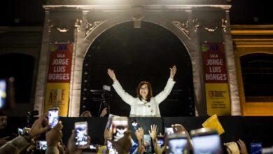 CFK, el regreso