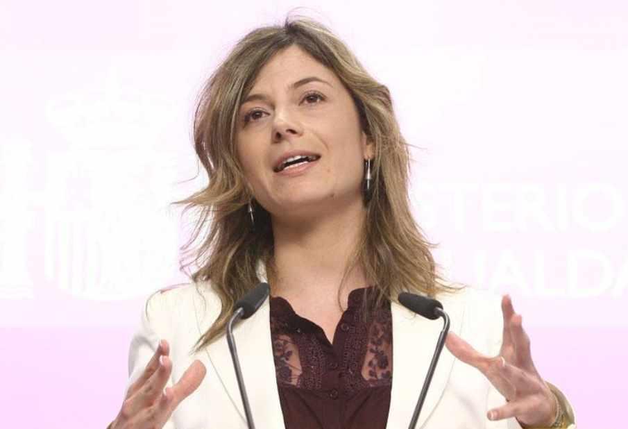 Bibiana Aído, ex ministra de Igualdad.