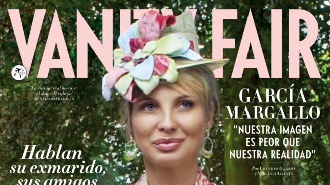 Corinna, en una portada de Vanity Fair.