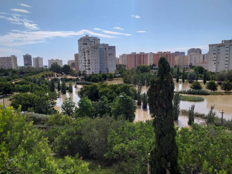 Parque inundable La Marjal