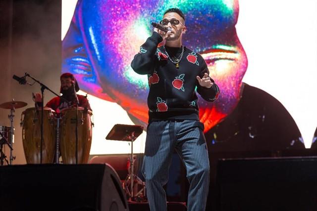 El cantante C. Tangana