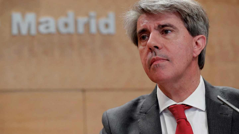 El nuevo consejero de Transportes en la Comunidad de Madrid, Ángel Garrido
