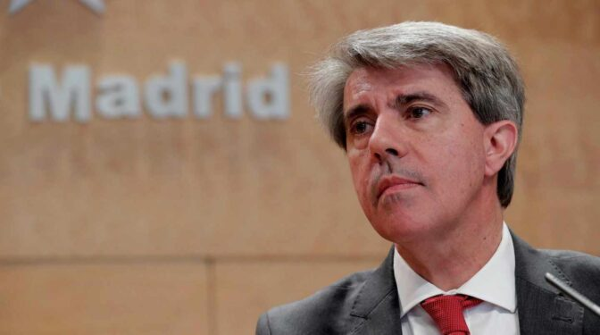 Ángel Garrido abandona la política y no ira en las listas de Cs el 4-M
