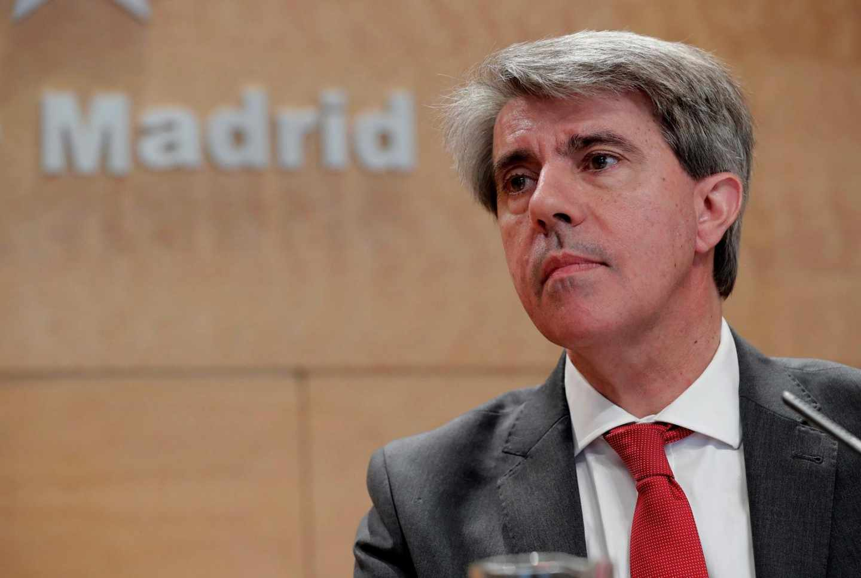 El ex consejero de Transportes en la Comunidad de Madrid, Ángel Garrido
