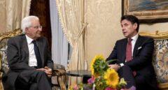 El presidente Mattarella encarga a Giuseppe Conte formar gobierno