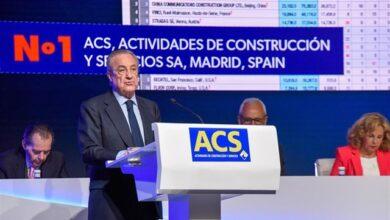 ACS lidera el ránking ENR por octavo año consecutivo