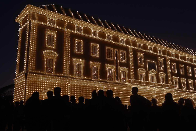 Inauguración del alumbrado de la Feria de Málaga