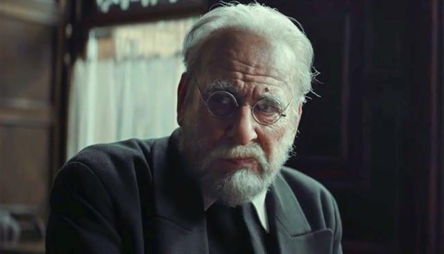 Fotograma de la película de Amenábar 'Mientras dure la guerra'