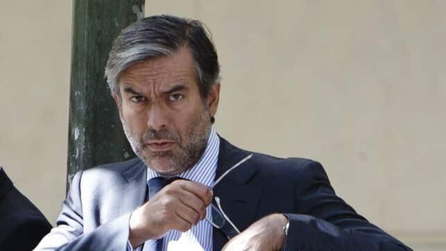 El magistrado de la Audiencia Nacional Enrique López.