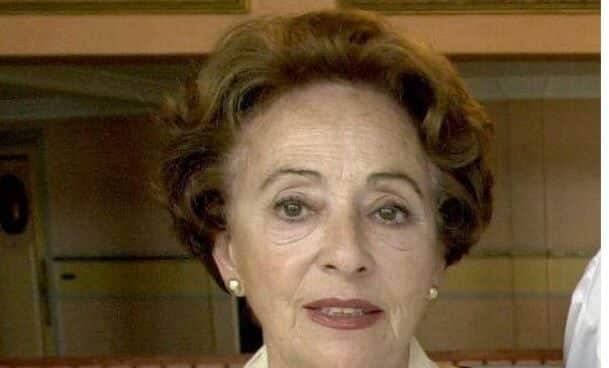 La actriz Encarna Paso.