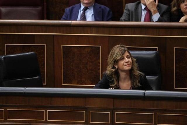 La ex ministra de Igualdad, Bibiana Aído
