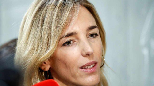 La portavoz del PP, Cayetana Álvarez de Toledo