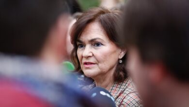 Carmen Calvo da positivo en el segundo test de coronavirus