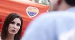 La líder de Cs en Cataluña, Lorena Roldán.