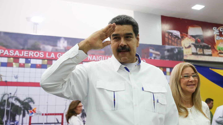Trump y Maduro confirman contactos entre sus gobiernos sobre la crisis en Venezuela